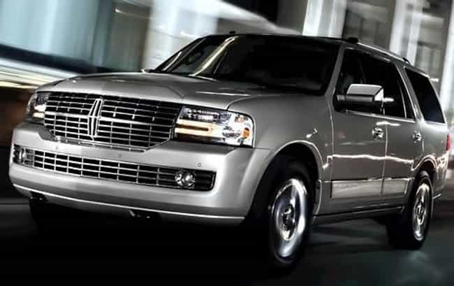 2011 Lincoln Navigator ... is listed (or ranked) 2 on the list The Best Lincoln Navigators of All Time