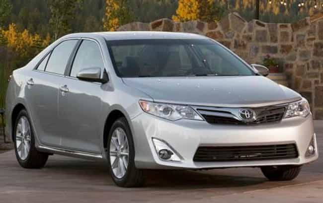 2012 Toyota Camry is listed (or ranked) 2 on the list The Best Toyota Camrys of All Time
