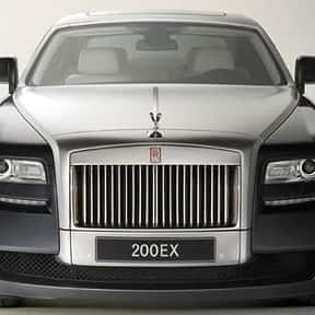 2010 Rolls-Royce Ghost is listed (or ranked) 9 on the list The Best Sedans of All Time