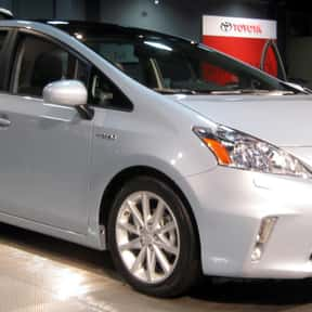 Toyota Prius v is listed (or ranked) 18 on the list The Longest Lasting Cars That Go the Distance