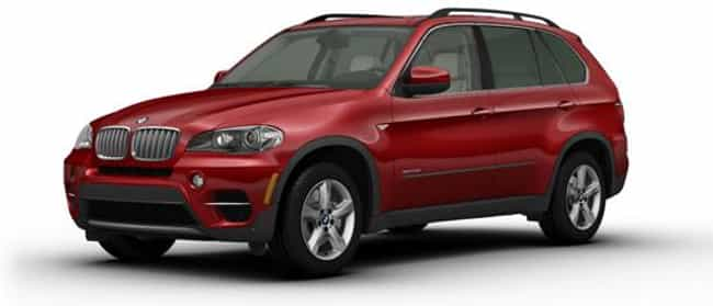 2011 BMW X5 is listed (or ranked) 1 on the list The Best BMW X5s of All Time