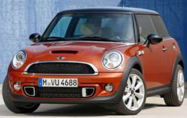 2011 MINI Cooper Hardtop... is listed (or ranked) 2 on the list The Best MINI Coopers of All Time