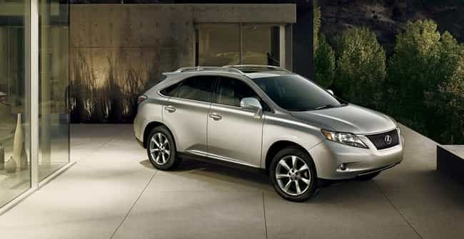 2011 Lexus RX is listed (or ranked) 1 on the list The Best Lexus RXs of All Time