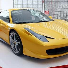 Ferrari 458 Italia is listed (or ranked) 9 on the list The Ultimate Dream Garage