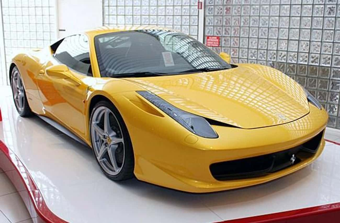 Ferrari 458 Italia is listed (or ranked) 3 on the list Dream Cars You Wish You Could Afford Today