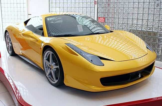 Ferrari 458 Italia is listed (or ranked) 2 on the list Dream Cars You Wish You Could Afford Today