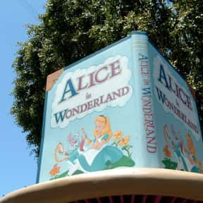 Alice in Wonderland is listed (or ranked) 12 on the list The Best Rides at Disneyland