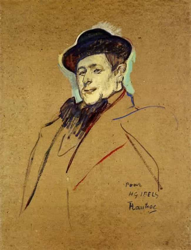 Henri-Gabriel Ibels is listed (or ranked) 1 on the list Famous Les Nabis Artists