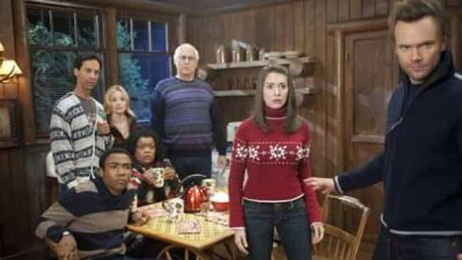 Horror Fiction in Seven ... is listed (or ranked) 4 on the list The Best Holiday Episodes On Community