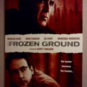 The Frozen Ground is listed (or ranked) 19 on the list Best Drama Movies Streaming on Hulu