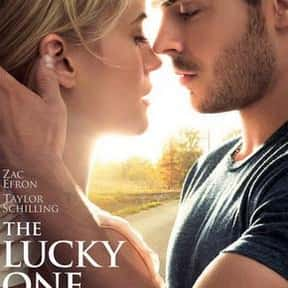 The Lucky One is listed (or ranked) 19 on the list The Best Chick Flicks Based on Books