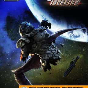 Starship Troopers: Invasion is listed (or ranked) 19 on the list The Greatest Animated Sci Fi Movies