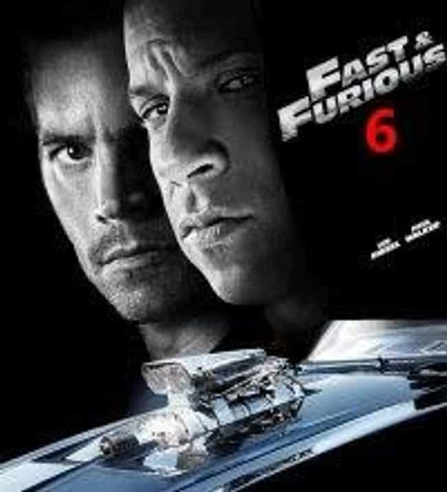 Fast & Furious 6 is listed (or ranked) 2 on the list The Best Gina Carano Movies