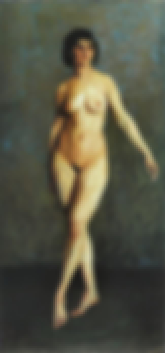 Figure in Motion is listed (or ranked) 1 on the list List of Famous Robert Henri Artwork