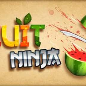 Fruit Ninja is listed (or ranked) 18 on the list The Best Xbox 360 Arcade Games