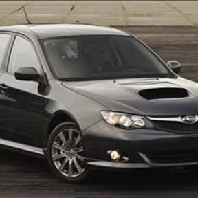 2010 Subaru Impreza WRX Hatchb is listed (or ranked) 8 on the list The Best Hatchbacks of All Time