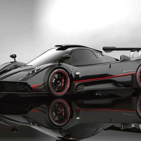 Pagani Zonda R is listed (or ranked) 17 on the list The Ultimate Dream Garage
