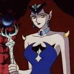 Queen Beryl is listed (or ranked) 18 on the list Ranking All The Best 'Sailor Moon' Characters