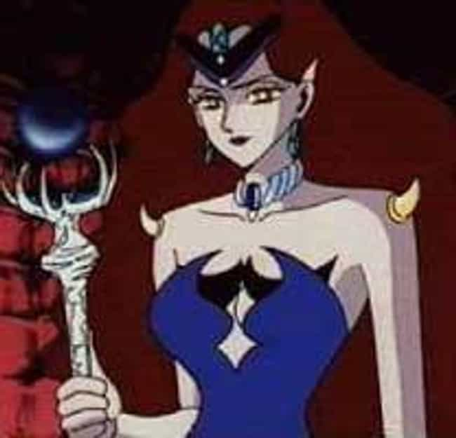 Queen Beryl is listed (or ranked) 4 on the list The Best Female Villainess in Manga, Anime, and Games