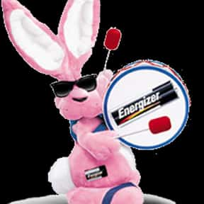 Energizer Bunny is listed (or ranked) 17 on the list The Greatest Rabbit Characters of All Time