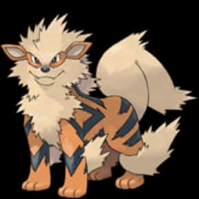 Arcanine is listed (or ranked) 2 on the list The Best Dog Pokemon