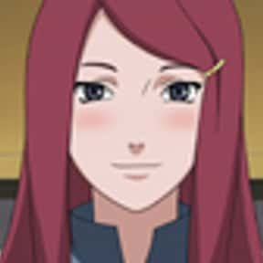 Kushina Uzumaki is listed (or ranked) 7 on the list The Best Naruto Characters