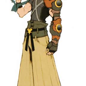 Terra is listed (or ranked) 11 on the list The Best To Worst Kingdom Hearts Characters