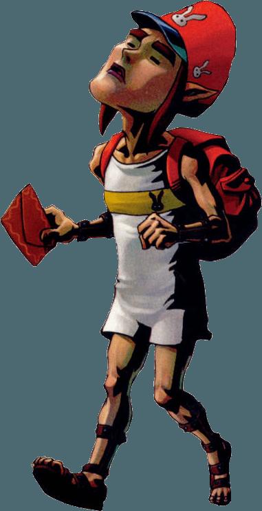 Skull Kid on Random Best Legend of Zelda Characters