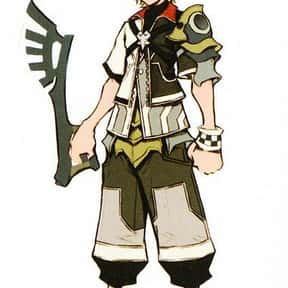 Ventus is listed (or ranked) 7 on the list The Best To Worst Kingdom Hearts Characters