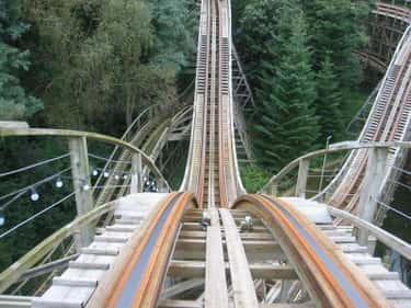 Pegasus is listed (or ranked) 5 on the list The Best Rides at Efteling