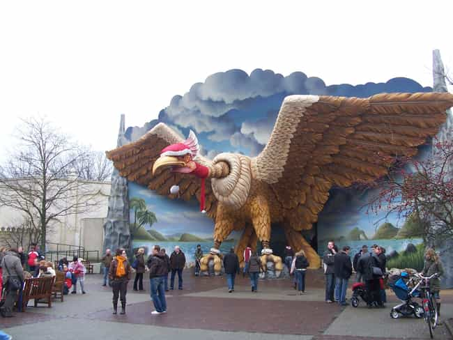 Bird Rok is listed (or ranked) 3 on the list The Best Rides at Efteling