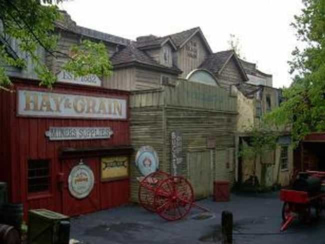 Fire in the Hole is listed (or ranked) 4 on the list The Best Rides at Silver Dollar City