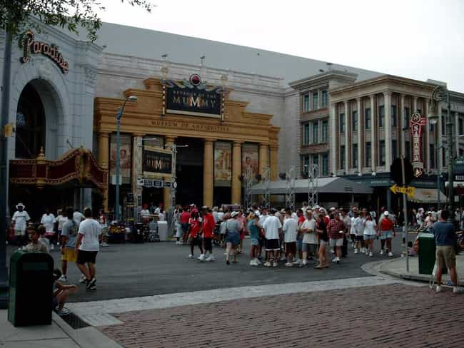 Revenge of the Mummy is listed (or ranked) 1 on the list The Best Rides at Universal Studios Singapore