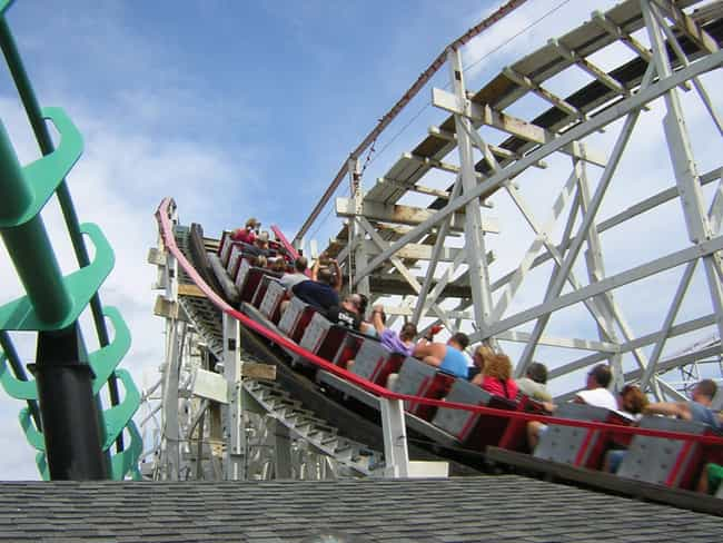 Thunderbolt is listed (or ranked) 2 on the list The Best Rides at Kennywood