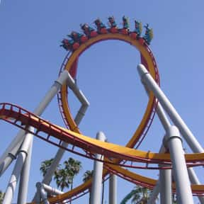 Silver Bullet is listed (or ranked) 2 on the list The Best Rides at Knott's Berry Farm