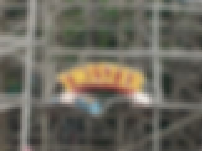 Twister is listed (or ranked) 2 on the list The Best Rides at Knoebels