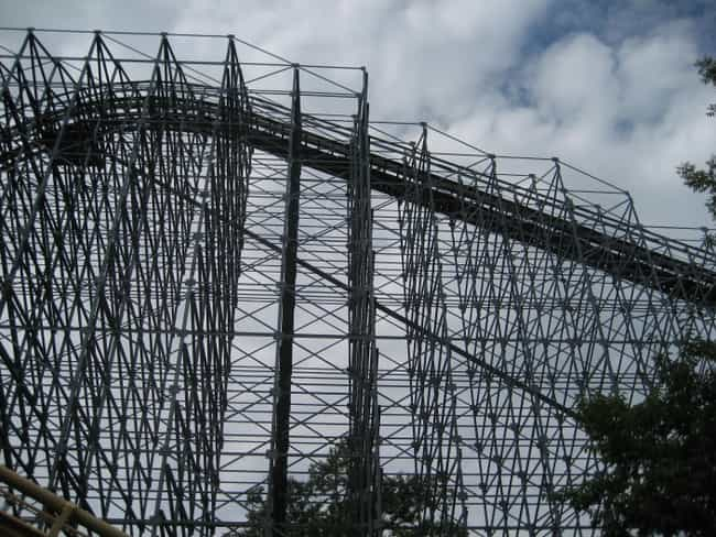 The Best Rides at Geauga Lake