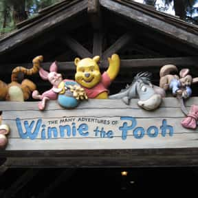 The Many Adventures of Winnie  is listed (or ranked) 21 on the list The Best Rides at Disneyland
