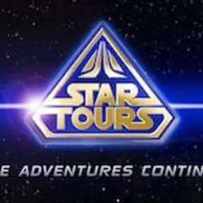 Star Tours: The Adventures Con is listed (or ranked) 14 on the list The Best Rides at Disneyland