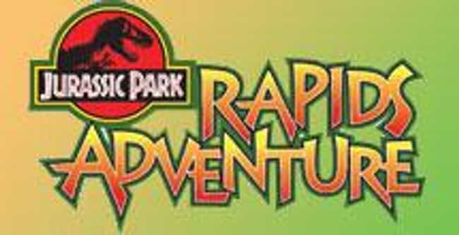 Jurassic Park Rapids Adventure is listed (or ranked) 3 on the list The Best Rides at Universal Studios Singapore