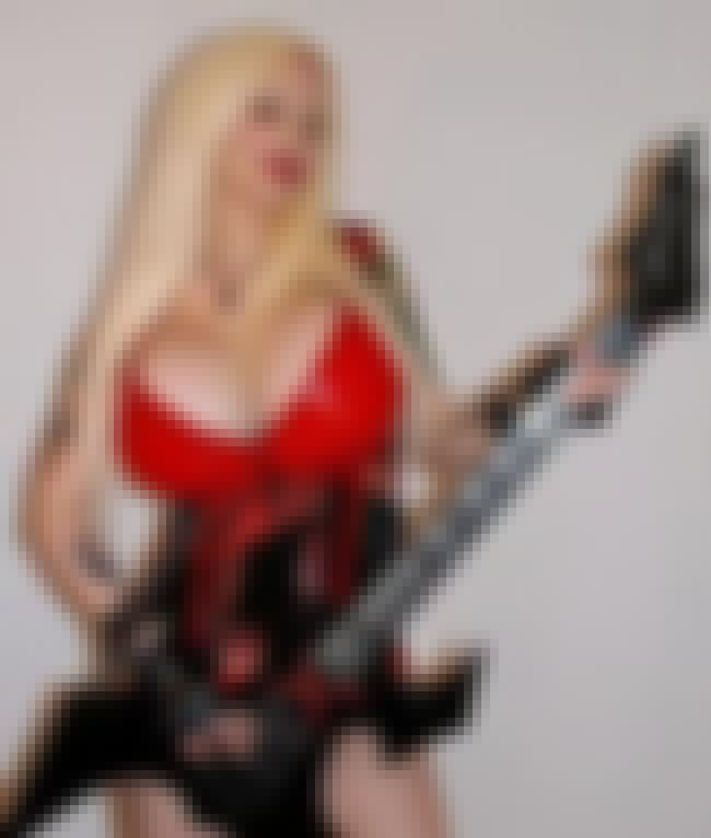 Sabrina Sabrok is listed (or ranked) 7 on the list Famous Presenters from Argentina