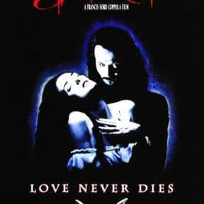 Bram Stoker's Dracula is listed (or ranked) 4 on the list Great Period Movies Set in the 19th Century