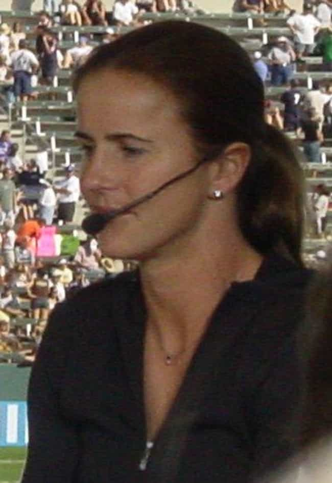 Brandi Chastain is listed (or ranked) 3 on the list Famous Female Soccer Players