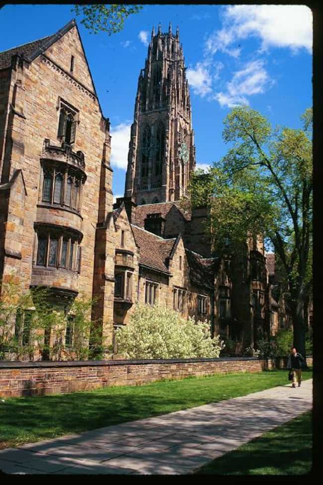 Branford College is listed (or ranked) 3 on the list Famous Collegiate Gothic Buildings