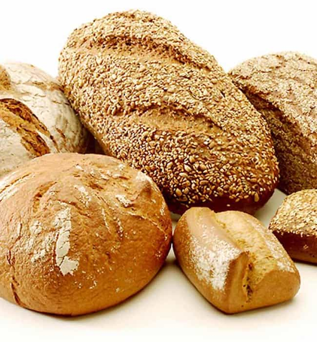 Bread is listed (or ranked) 1 on the list The Most Historically Important Foodstuffs
