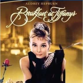 Breakfast at Tiffany's is listed (or ranked) 1 on the list The Best Romance Movies of the 1960s
