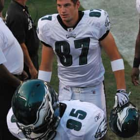 Brent Celek is listed (or ranked) 2 on the list The Best Philadelphia Eagles Tight Ends Of All Time