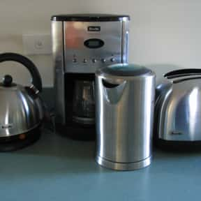 Breville is listed (or ranked) 3 on the list The Best Small Kitchen Appliance Brands