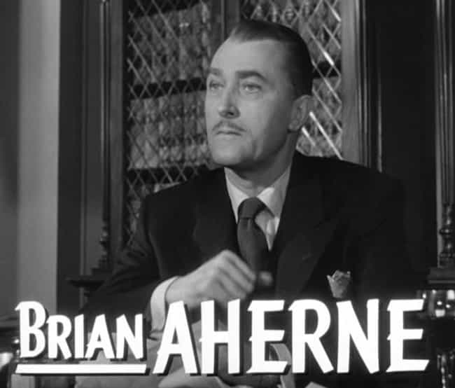 Brian Aherne is listed (or ranked) 1 on the list Men Who Olivia De Havilland Has Dated