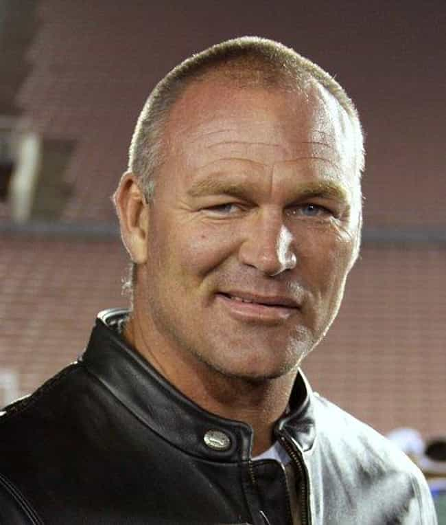 Brian Bosworth is listed (or ranked) 1 on the list List of Famous Realtors